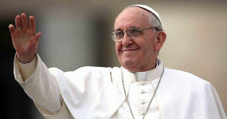 El papa Francisco dijo: yo me hago ateo...