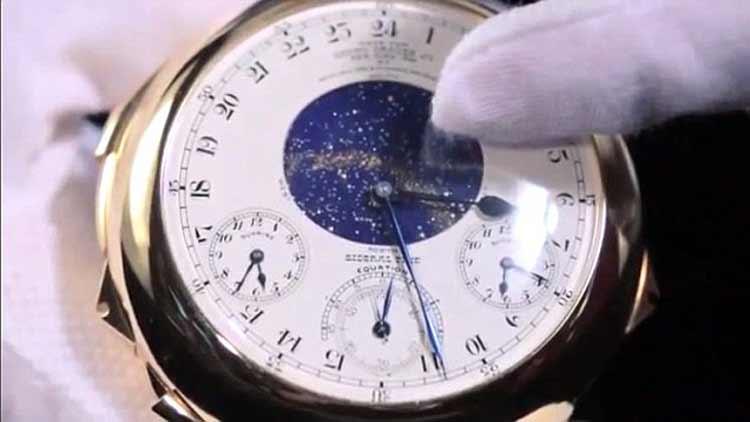 La maldición del reloj