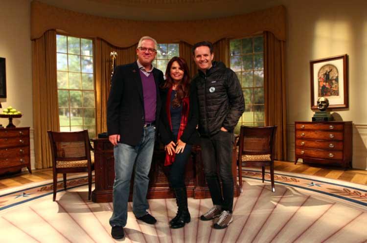 Mark Burnett (productor de televisión cristiana) y Roma Downey