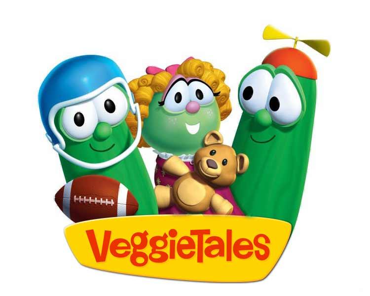 Serie cristiana 'Veggie Tales' gana Premio Dove