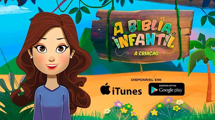 Aline Barrios lanza app de la biblia para niños