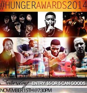 The Holy Hip Hop for Hunger Concert