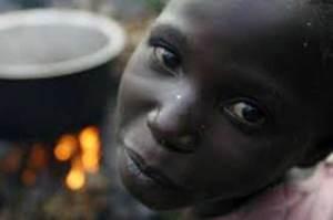 los niños brujos en Togo