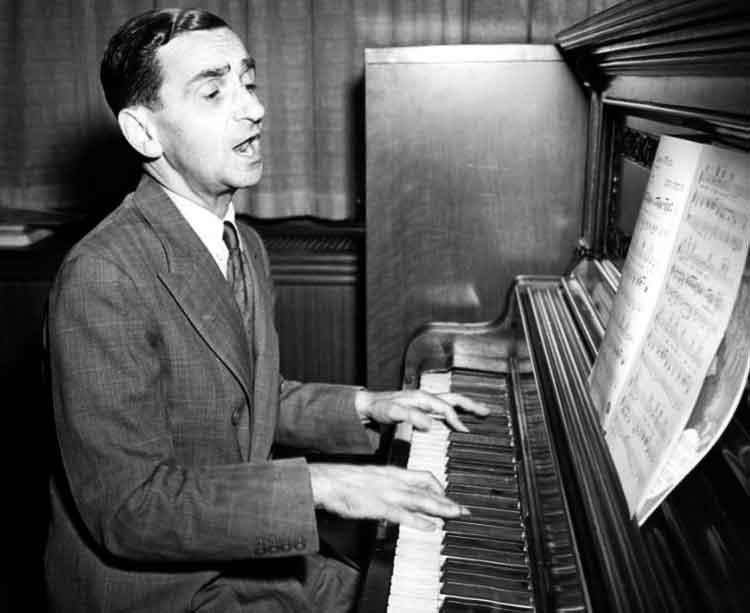 Canciones de Navidad escritas por músicos judíos?