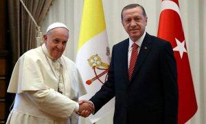 Papa Francisco – lo declaró durante su visita a Turquía