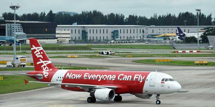 Misioneros que viajaban en el AirAsia Jet