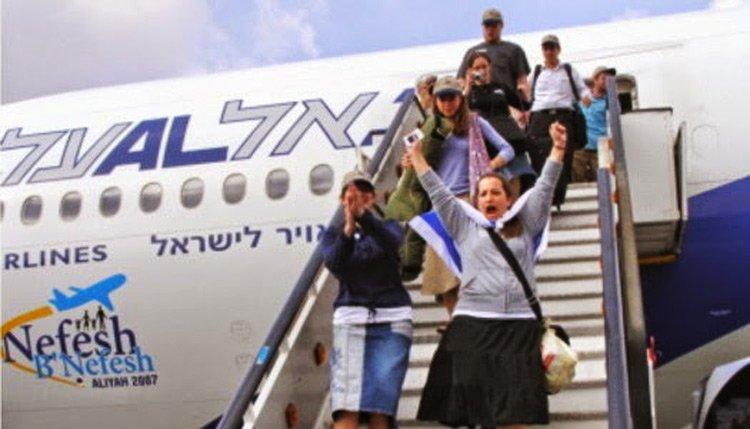 Profecía cumplida – 200.000 judíos retornan a Israel