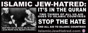 Adolf Hitler y Haj Amin al-Husseini