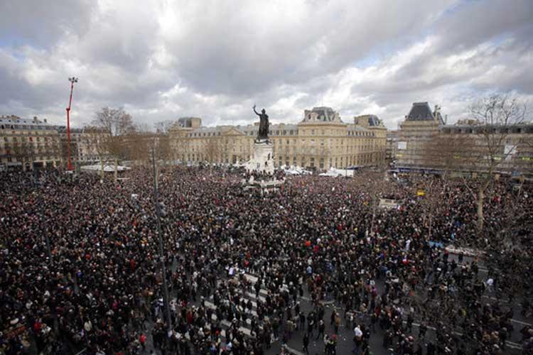 Ataque en Paris ayuda cumplimiento profético