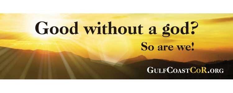 La gente puede ser buena sin Dios