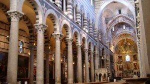 Iglesias vacías en Europa