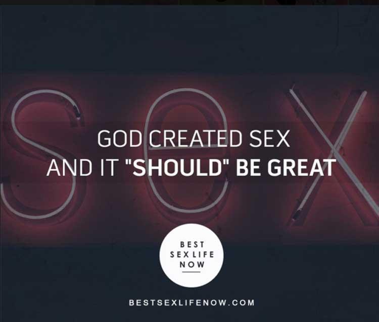 Juguetes sexuales para cristianos?