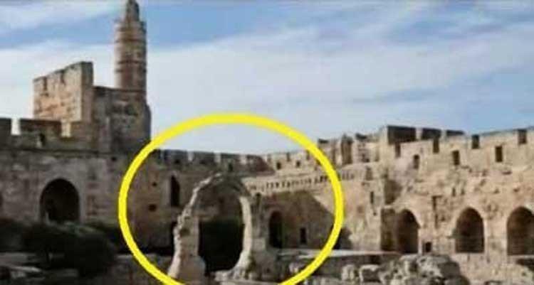 lugar donde Pilatos juzgó a Jesús