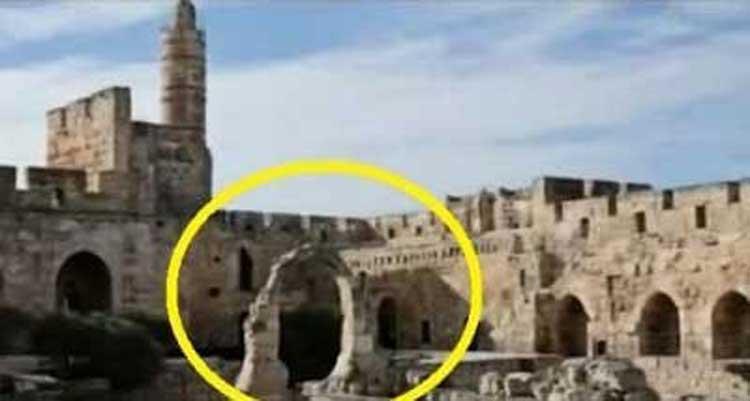 Arqueólogos hallan posible lugar donde Pilatos juzgó a Jesús
