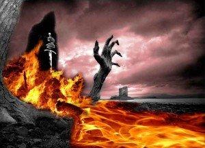 Murieron y fueron al infierno