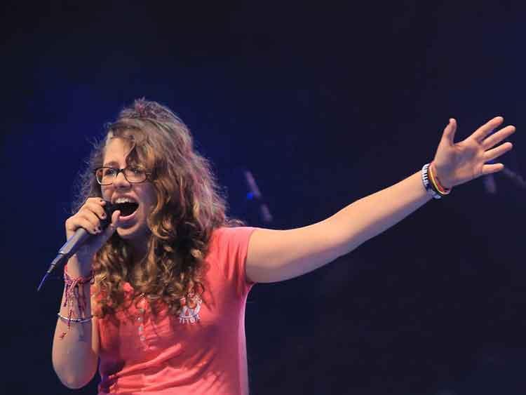 Shai Sol, la cantante que ama a Yeshua en TV