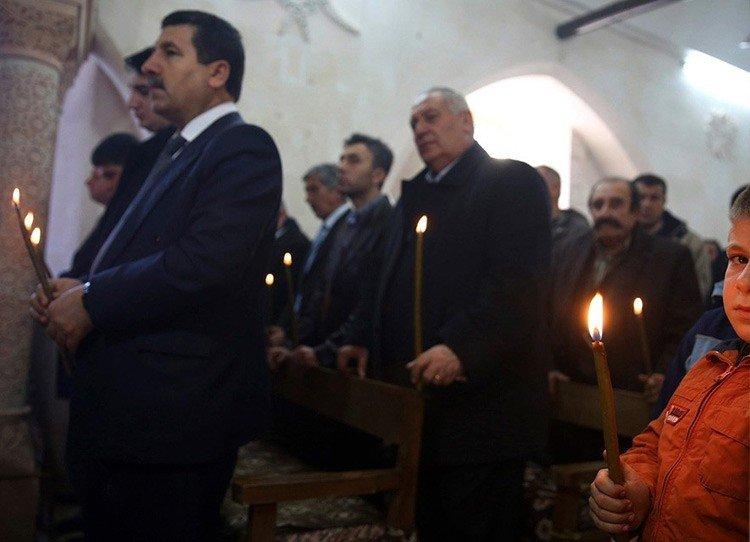 Turquía: primera iglesia en 90 años