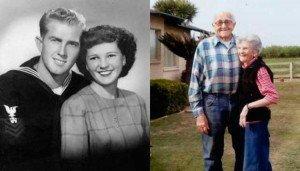 Floyd Hartwig y Violeta