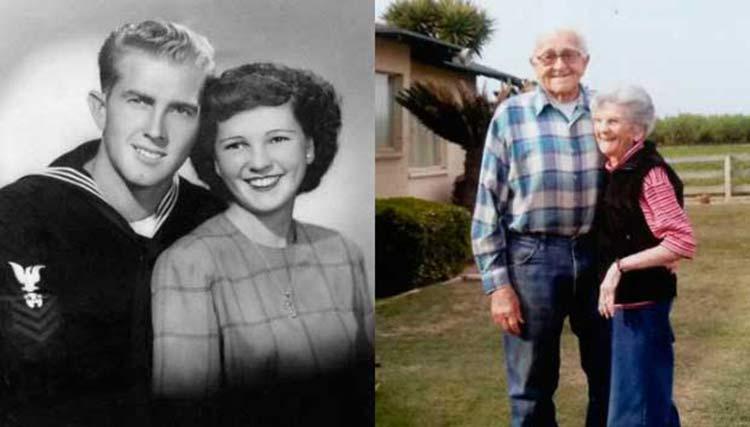 67 años de casados: mueren tomados de la mano