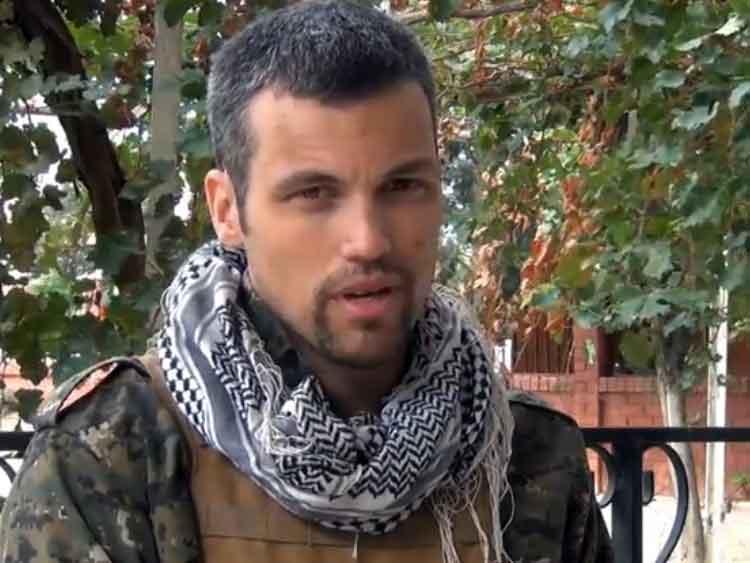 Soldado kurdo: «Cristo es el Señor»
