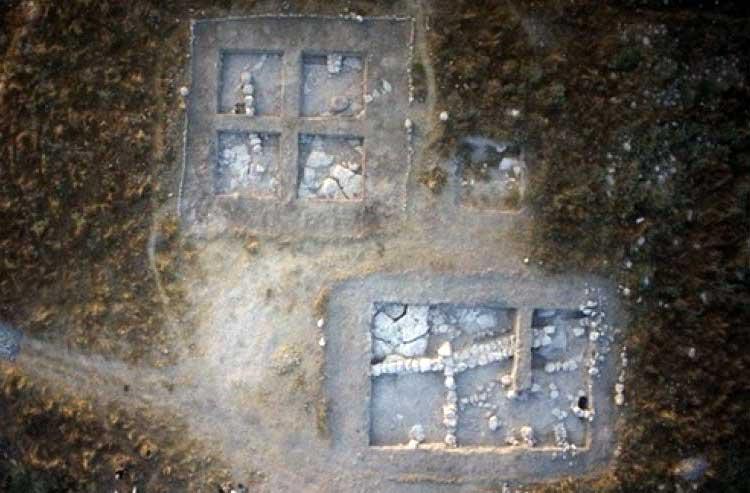 Descubren complejo culto cananeo en Tel Burna