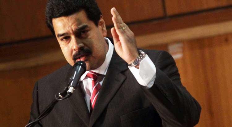 Pastores acusados por el presidente de Venezuela