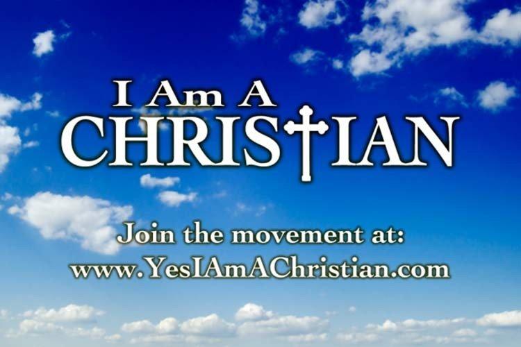 Soy un cristiano