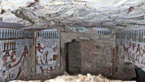 tumbas egipcias de 3.500 años