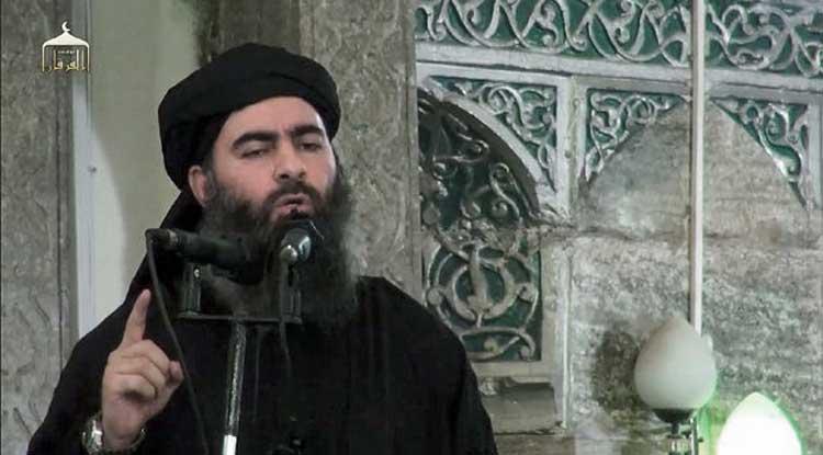 Irán dice que el jefe de ISIS, está muerto