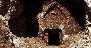 la tumba perdida de jesús