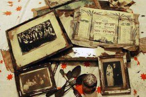 Pertenencias judías encontradas 70 años después