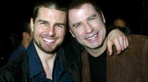 Tom Cruise y a John Travolta