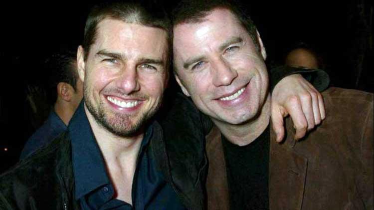 Tom Cruise y a John Travolta, la historia oculta…
