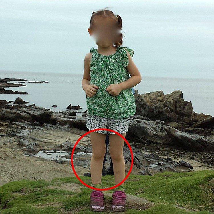 Misteriosa imagen en una foto ¿Un Demonio?