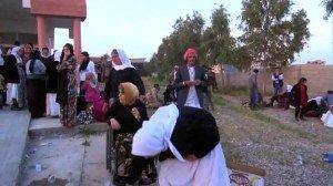 Yazidi de 9 años