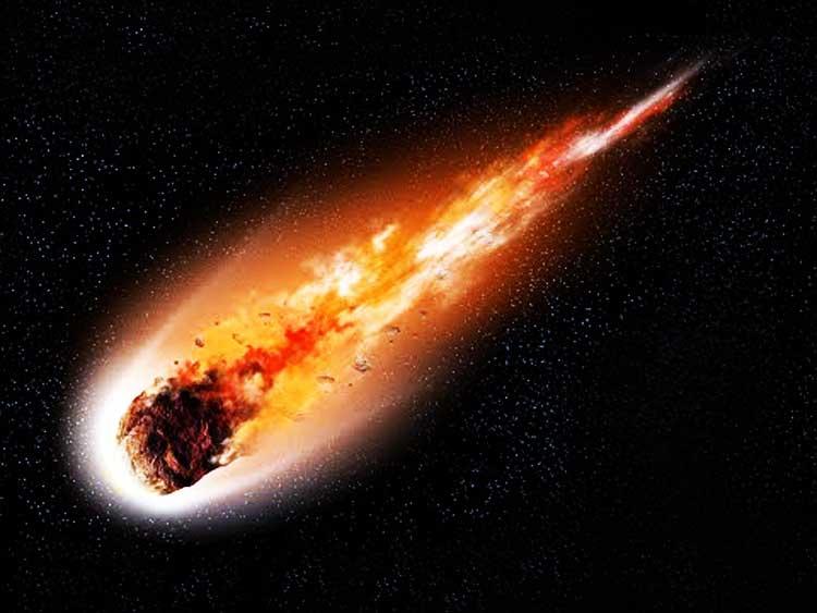 Asteroide de septiembre ya tiene dónde caer