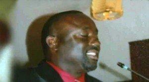 Pastor Kenneth Green