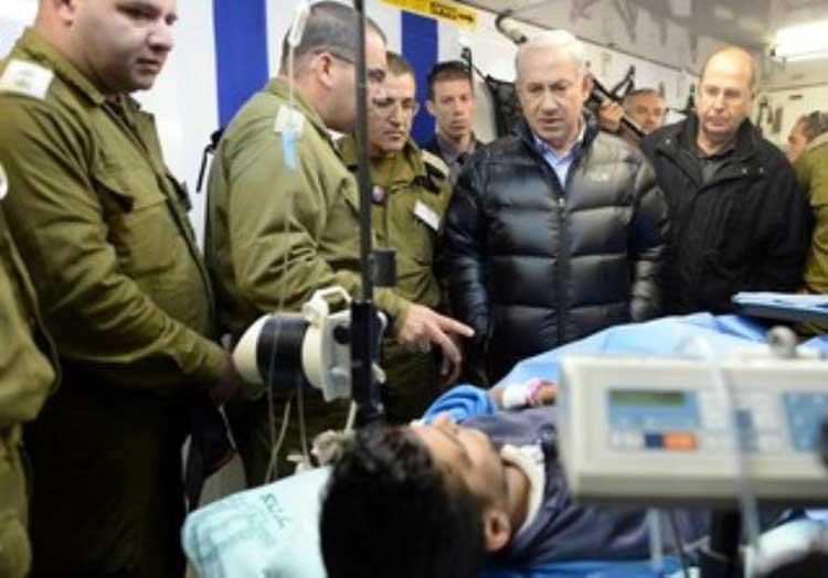 Israel salva la vida de un terrorista sirio