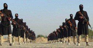 combatientes del ISIS