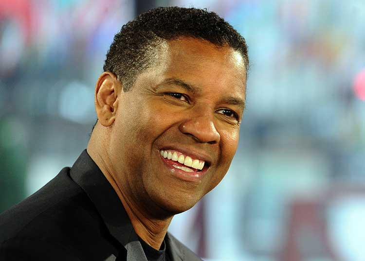 "Denzel Washington: ""Pon a Dios primero"""