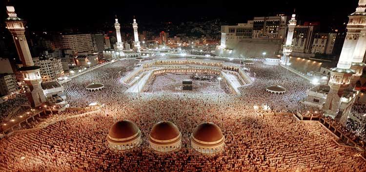 Peregrino Musulmán encuentra a Jesús en la Meca