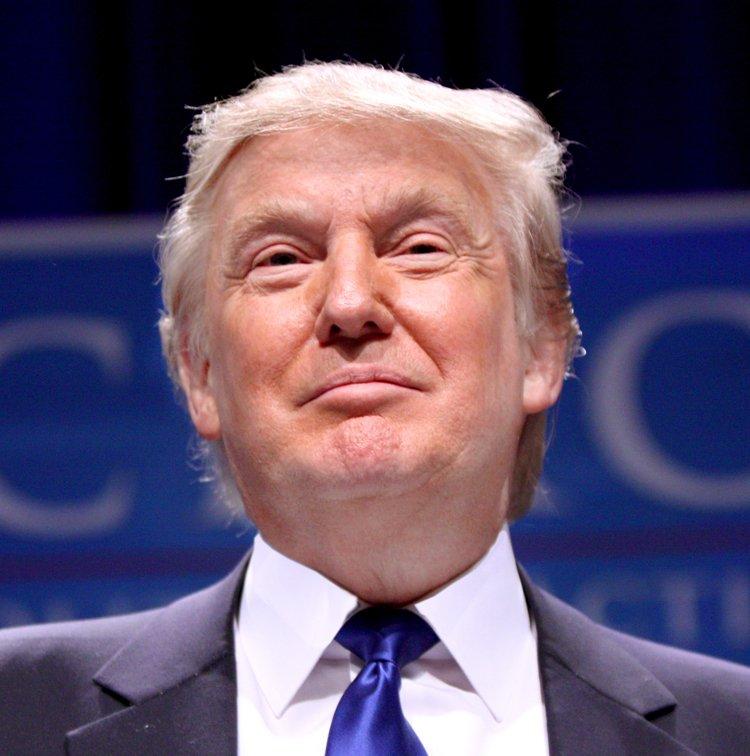 Donald Trump cree que puede ir al cielo