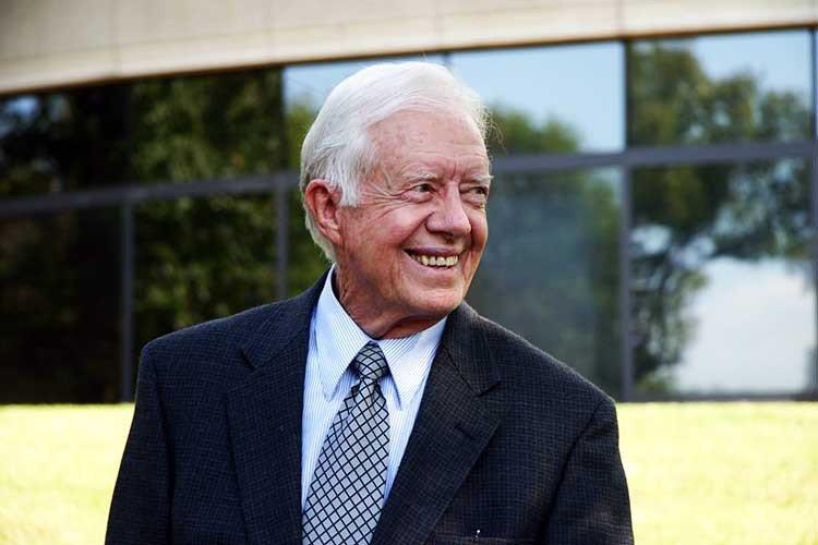 Presidente Jimmy Carter