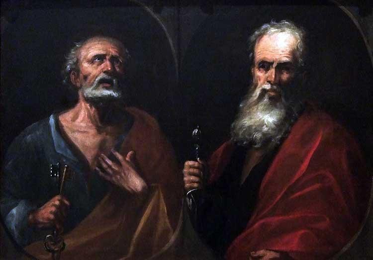 Pedro y Pablo, el dúo dinámico del cristianismo