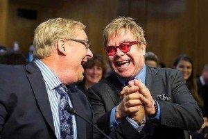 Rick Warren Y Elton John