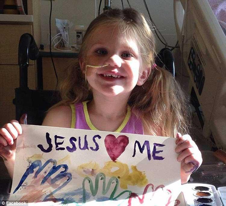 Niña ahogada de 3 años resucita y es un milagro