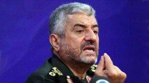 Comandante de Irán