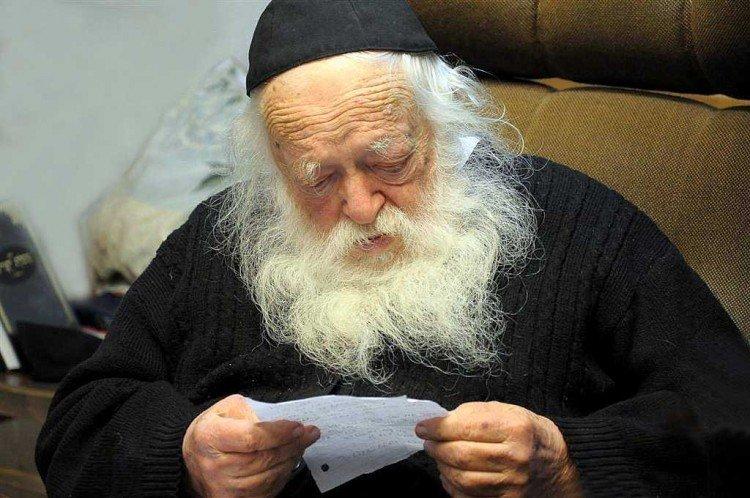 Rabí Jaim Kanievsky