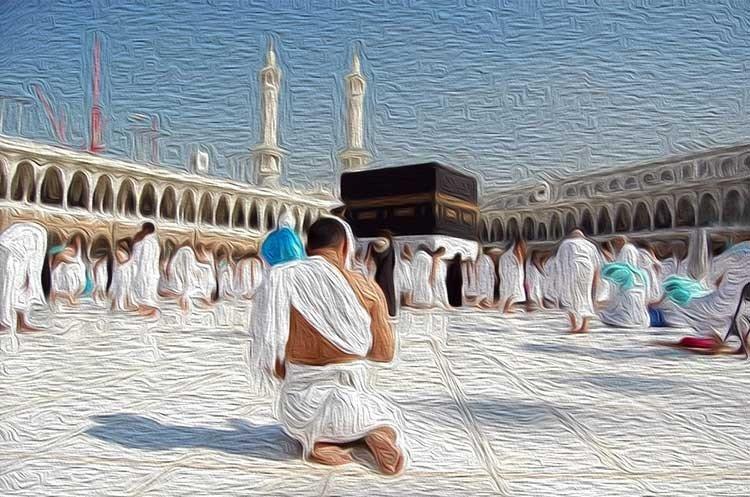 musulmán Gay a la Meca