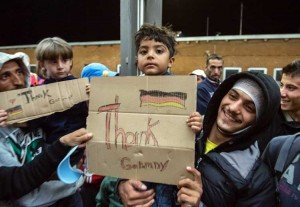 musulmanes en Alemania